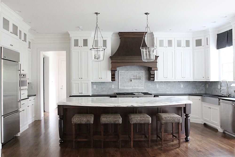 Custom Kitchens - M & H Custom Cabinets